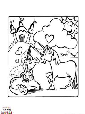 Romantic Unicorn