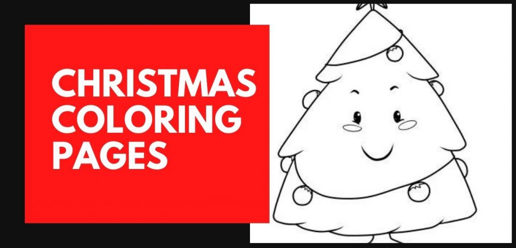 A collection of Christmas Coloring Pages