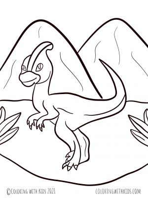 Preschool Dinosaur