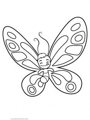 Butterfly to Color