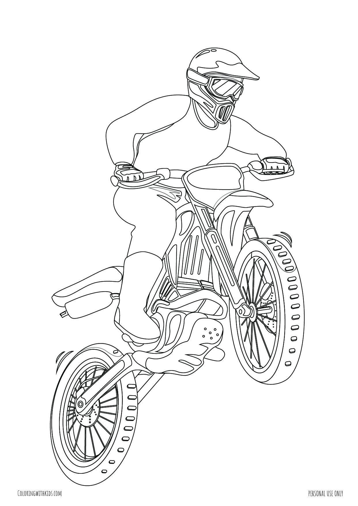 Dirt Bike 15
