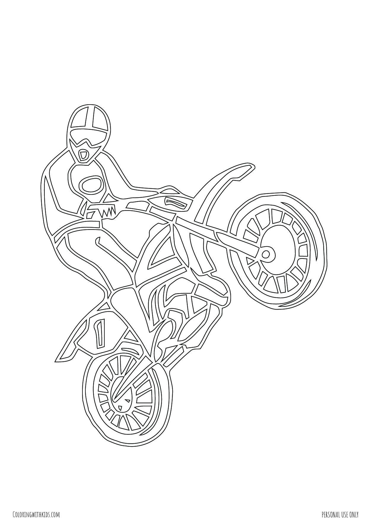 Dirt Bike 13