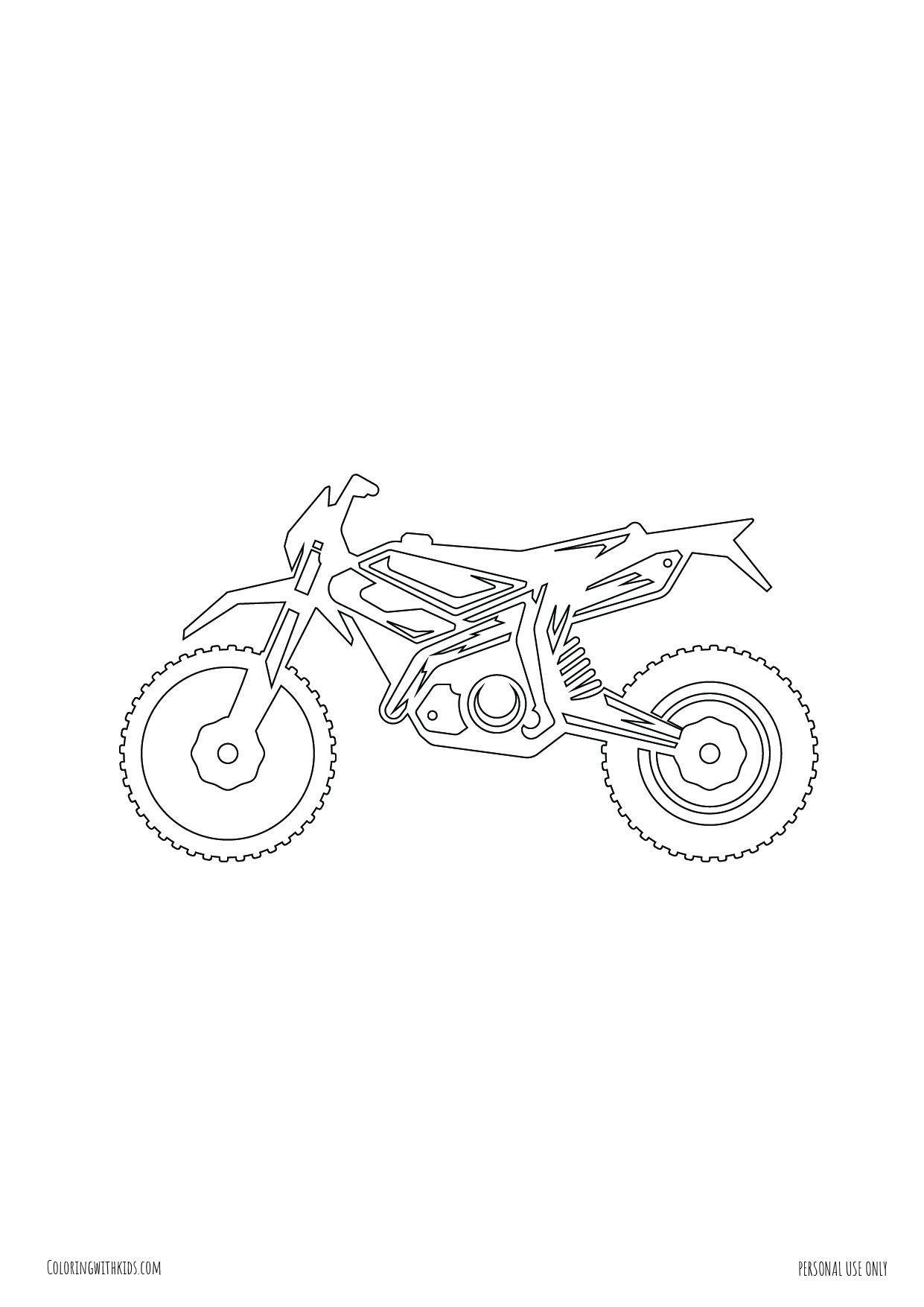 Dirt Bike 8