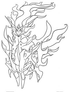Pokemon Coloring Pages for Adults